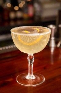 French 75 and 4 other Fabulous Great Gatsby Cocktails from Tanqueray