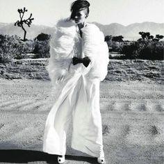 Daphne Groeneveld for Vogue Paris August 2011