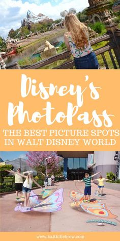 The Best PhotoPass Spots Around Walt Disney World - Disney - Reise Disney World Resorts, Disney World Fotos, Disney World Tipps, Disney World Vacation Planning, Disney World Pictures, Disney World Parks, Disney Planning, Disney World Tips And Tricks, Disney Tips