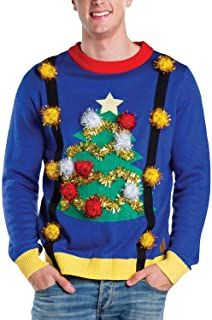 Shop the latest collection of Tipsy Elves Men's Tacky Christmas Sweater - Christmas Tree Sweater Suspenders from the most popular stores - all in one place. Similar products are available. Christmas Tree Sweater, Holiday Sweater, Christmas Elf, Christmas Bingo, Christmas Ideas, Elf Man, Ugly Sweater Contest, Tipsy Elves, Black Suspenders