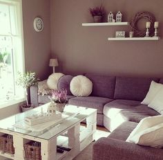 Living Room Ideas: Creature Comforts