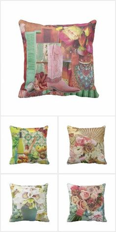 Exquisite Pillows - nice artist to check out on zazzle