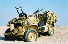 SAS jeep restoration