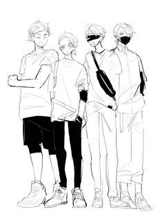 이미지 Drawn Art, Human Drawing, Black Butler Anime, Identity Art, Manga Boy, Pretty Art, Cool Drawings, Character Design, Guys