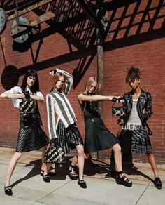 louis vuitton spring / summer 2016 ad campaign | visual optimism; fashion editorials, shows, campaigns & more!