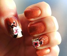 20 Popular and Creative Nail Art Ideas | Style Motivation