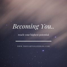 Becoming You.... Be A Better Person, Better Life, Always Be Positive, World View, Great Life, Motivational Words, Positive Mindset, Oppression, Going To Work