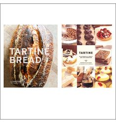 Love the Tartine cookbooks. Definitely for more serious bakers, but they are inspiring nonetheless.