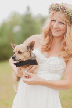 Beautiful Meadow Bridal Portraits | Peter and Veronika Photography | Bridal Musings Wedding Blog 8