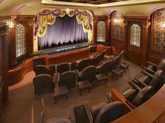 Grand Home Theater >> http://www.frontdoor.com/the-2014-doory-awards-your-house-has-what?soc=pinterest