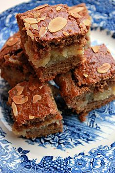 Dutch Delight: Gevulde Speculaas ~ Anything filled with almond paste has to be good, right???!