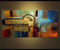 Abstract art by Osnat Tzadok #buyart #cuadrosmodernos #art