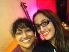 with Shweta Pandit :)