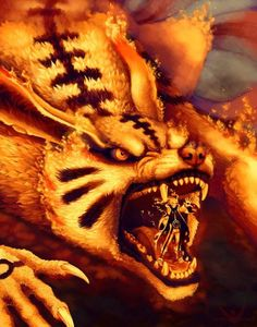 Naruto Challenge Day 7 Favorite Jinchuuriki Naruto Uzumaki The Nine Ed Fox Yeah