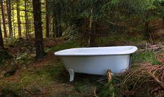 Gesundheitstrend Waldbaden: Heilende Kräfte der Natur - So geht Waldbaden Clawfoot Bathtub, Alternative, Healing, Feel Better, Home Remedies, Tips And Tricks, Bathing