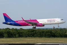HA-LXT Wizz Air Airbus A321-231(WL)