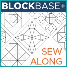 BlockBase+ Sew Along: Block 6 | The Electric Quilt Blog Electric Quilt, Jellyroll Quilts, Quilting Designs, Make Your Own, Sewing, Books, Pattern, Join, Friday