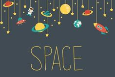 Space by Mio Buono on @creativemarket