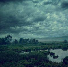 calm before the storm by Maryna Khomenko, via 500px