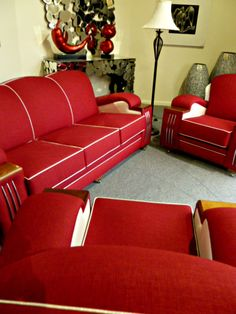 DECO LOUNGES MADE TO ORDER BY DECO FURNITURE FACTORY SHOWROOM 100 GAFFNEY ST COBURG MELBOURNE PHONE 03 93501699  www.facebook.com/DecoFurniture.com.au.