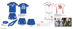 Philippines | home & away jersey | 2012-14