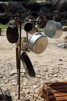 廻り目平キャンプ場 天の川ソロ│ファミリーキャンプのちソロキャンプ