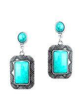 multi brass earring - Online Shopping for Earrings