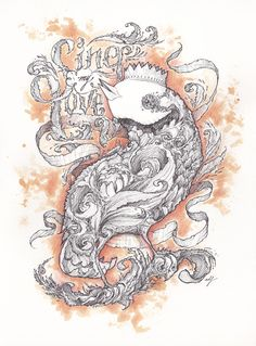 http://www.widewalls.ch/artist/andrew-frazer/ #contemporary  #art #illustration