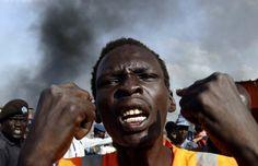 Teme-se o pior: Sudão e Sudão do Sul devem evitar a guerra         Está iminente uma guerra entre o Sudão e o Sudão do Sul, com trágicas consequências humanitárias para ambos, a menos que eles interrompam a acção militar que está em curso.    http://www.fundacao-ais.pt/noticias/detail/id/2612/