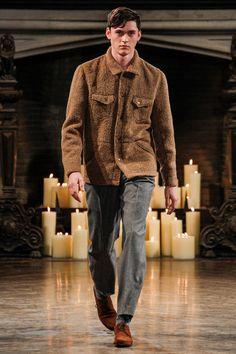 Billy Reid Fall-Winter 2014 Men's Collection