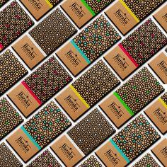 Baraka Chocolate Baraka Chocolate on Packaging of the World – Creative Package Design Gallery Dessert Packaging, Food Packaging Design, Coffee Packaging, Packaging Design Inspiration, Bottle Packaging, Chocolate Brands, Organic Chocolate, Chocolate Box Packaging, Mast Brothers Chocolate