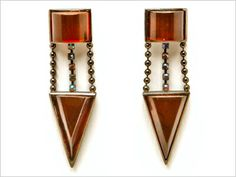 Sophie Blake Art Deco Jewelry  *Unflappable flapper-worthy baubles *Available at Albertine General, 15 Christopher Street, between Greenwich Avenue and Waverly Place (646-398-9872); online at sophieblakeny.com, 70-450$