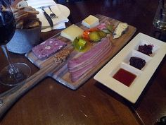 Murray Street Pub - Charcuterie and Cheese Plate. Canada Lifestyle, Ottawa Canada, Charcuterie, Plates, Cheese, Street, Food, Licence Plates, Plate