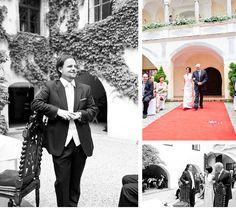 Hochzeit von Sonja und Frank im Schloss Ernegg Orange, Fictional Characters, Pictures, Getting Married, Fantasy Characters