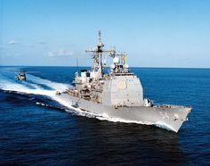 USS Antietam CG-54 #us navy #navy #Antietam