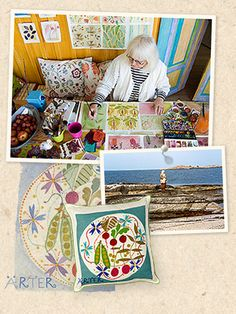 Gudruns inspiration – GUDRUN SJÖDÉN – Webshop, mail order and boutiques | Colourful clothes and home textiles in natural materials.