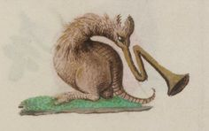 Trumpeter BL Medieval, Add. 18852