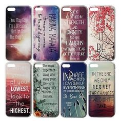 Fashion Colorful Pattern Design Hard Clear Case Back Cover For Apple iPhone 5C