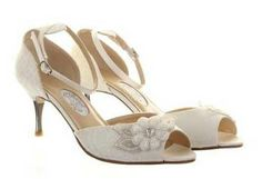 Millie Rose by Diane Hassall  Heel Height 6.5cm New for Bridal 2014