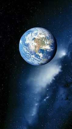 Our beautiful planet, Earth. Outer Space Wallpaper, Wallpaper Earth, Planets Wallpaper, Galaxy Wallpaper, Earth And Space Science, Earth From Space, Nasa Space Pictures, Earth Pictures From Space, Cosmos