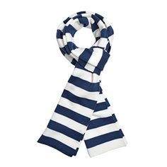 AcrylicOne Size: TrendsBlue (a registered trademark)High quality, soft & comfortable, warm & lightweightA great accessory for everyday wear, and the perfect gift for all occasions and seasons Striped Scarves, Striped Knit, Sherlock Scarf, Mermaid Hat, Mens Cashmere Scarf, Fall Scarves, Pashmina Scarf, Square Scarf, Womens Scarves
