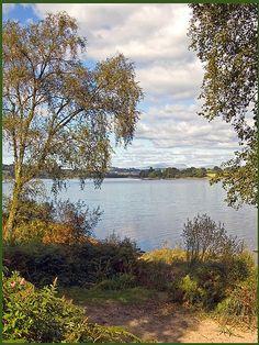 Loch Ken, Dumfries and Galloway, Scotland