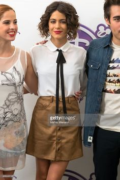 Star Fashion, Fashion Outfits, Womens Fashion, Violetta Outfits, Disney Shows, Becky G, Celebs, Celebrities, Girl Power