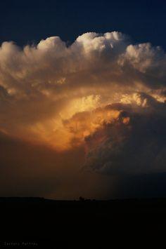 South Dakota Storm by Zachary Parfrey