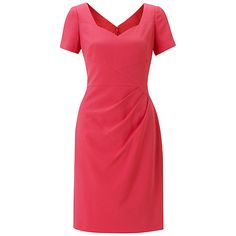 Buy Adrianna Papell Origami Folded Sheath Dress Online at johnlewis.com