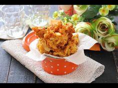 Cebolla frita estilo hindú, receta fácil paso a paso