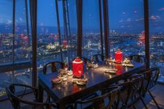 Hutong, The Shard, London