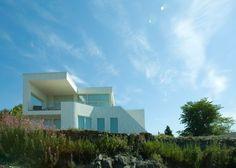 Architectes Todd Saunders, Norvège