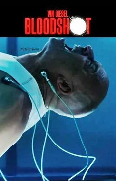 Vin Diesel in Bloodshot 2020 Bloodshot Film, Josh Henderson, Valiant Comics, Super Soldier, Hd Movies Online, Video Library, We Movie, The Expendables, Vin Diesel