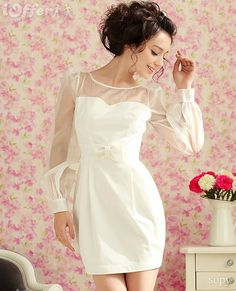 Google Image Result for http://cdn101.iofferphoto.com/img3/item/215/845/912/new-white-long-sleeve-summer-casual-dress-formal-gowns-037fc.jpg